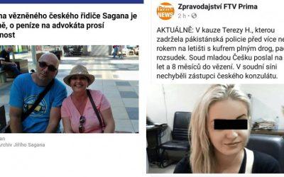 Kde byli čeští konzulové během soudu sJiřím Saganem a co pro něj dělá ministr Petříček?!